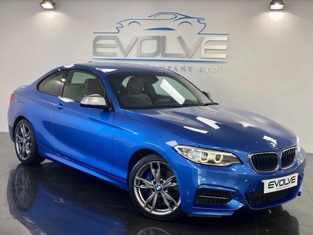 2017 66 BMW 2 SERIES 3.0 M240I 2d 335 BHP