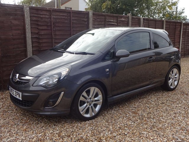 USED 2013 62 VAUXHALL CORSA 1.2 SXi 3DOOR *LOOK!* *IDEAL FIRST CAR* *NEW MOT*