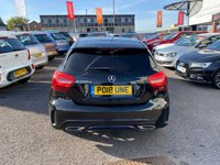 USED 2018 18 MERCEDES-BENZ A-CLASS 2.1 A 200 D AMG LINE EXECUTIVE 5d AUTO 134 BHP