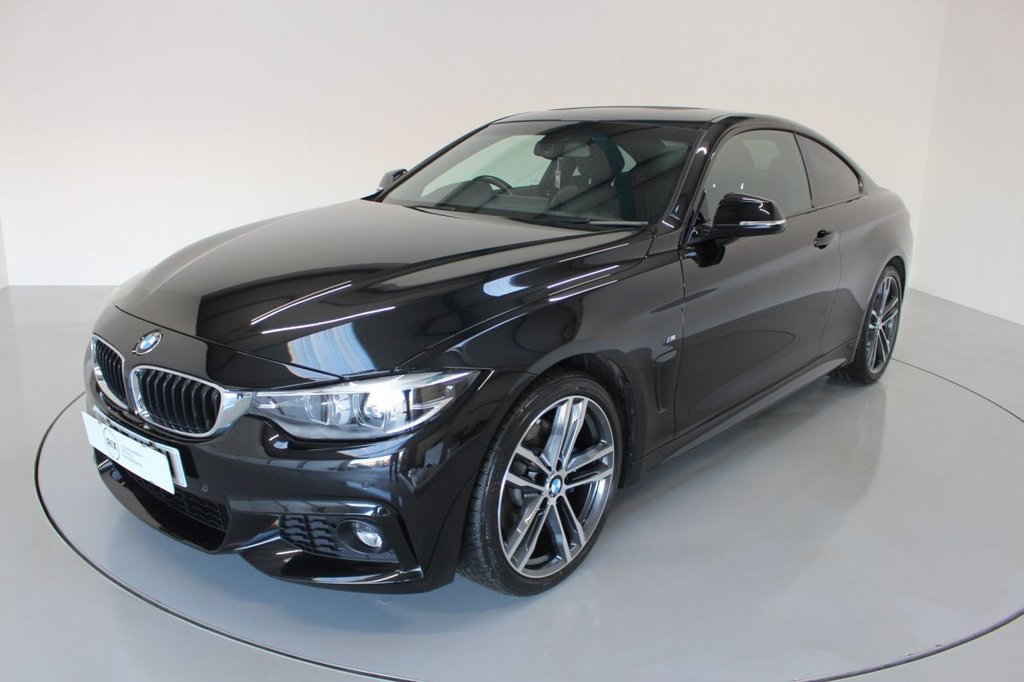 USED 2018 67 BMW 4 SERIES 3.0 430D M SPORT 2d AUTO-1 OWNER CAR-M SPORT PLUS PACKAGE-19