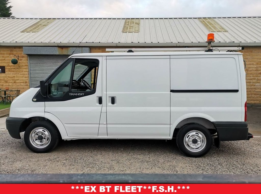 USED 2013 13 FORD TRANSIT 2.2 300 LR 99 BHP