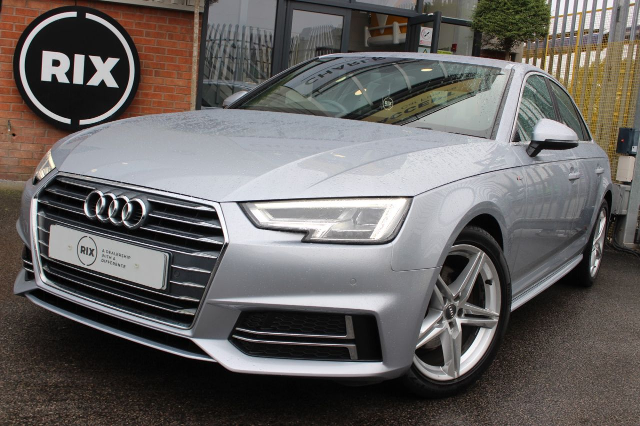 Used AUDI A4for sale