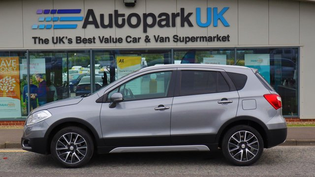 USED 2014 M SUZUKI SX4 S-CROSS 1.6 SZ5 5d 118 BHP . LOW DEPOSIT OR NO DEPOSIT FINANCE AVAILABLE . COMES USABILITY INSPECTED WITH 30 DAYS USABILITY WARRANTY + LOW COST 12 MONTHS ESSENTIALS WARRANTY AVAILABLE FOR ONLY £199 . ALWAYS DRIVING DOWN PRICES . BUY WITH CONFIDENCE . OVER 1000 GENUINE GREAT REVIEWS OVER ALL PLATFORMS FROM GOOD HONEST CUSTOMERS YOU CAN TRUST .