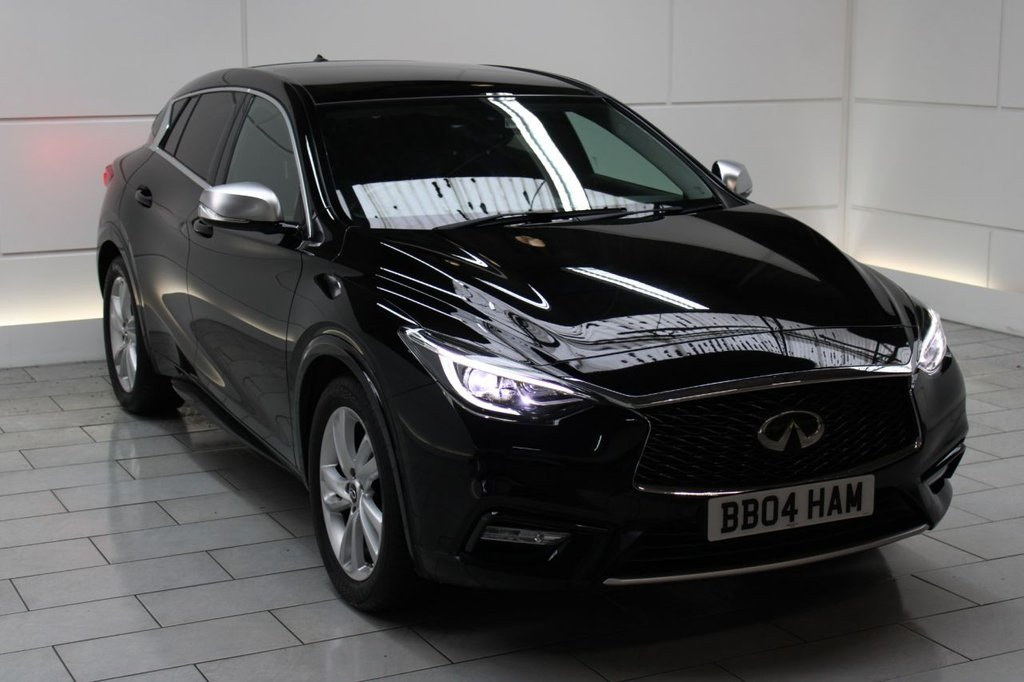 USED 2017 04 INFINITI Q30 1.5d Business Executive DCT Auto (start/stop)