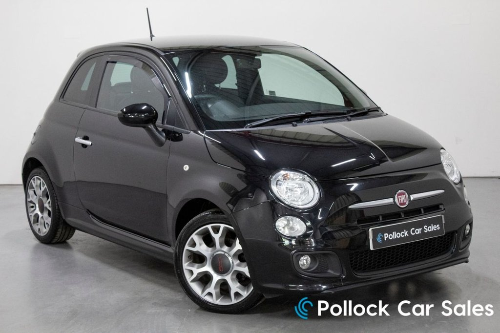 USED 2015 N FIAT 500 1.2 S 3d 69 BHP S Body Styling, Park Sensors, Bluetooth Phone Connection