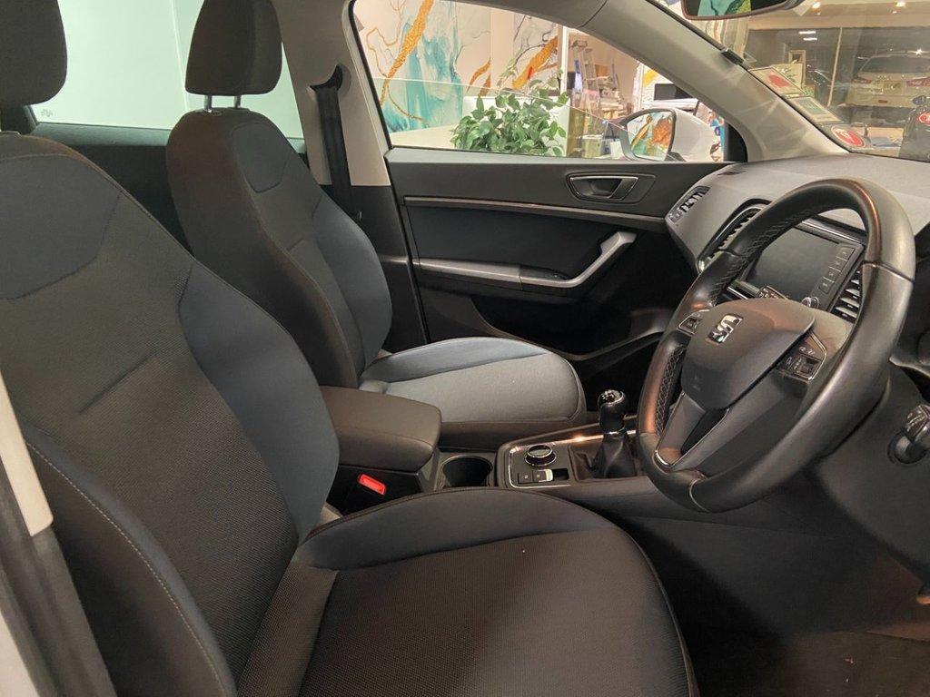 USED 2016 66 SEAT ATECA 1.6 TDI ECOMTOTIVE SE 5d 114 BHP
