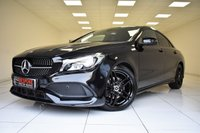 USED 2017 17 MERCEDES-BENZ CLA 180 1.6 AMG LINE