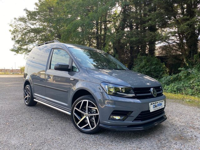 2020 70 VOLKSWAGEN CADDY 2.0 C20 TDI HIGHLINE SAT NAV