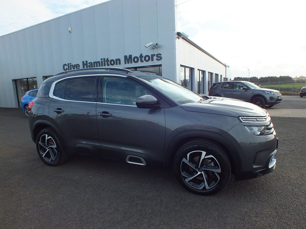 USED 2020 CITROEN C5 AIRCROSS 1.5 BLUEHDI FLAIR S/S 5d 129 BHP