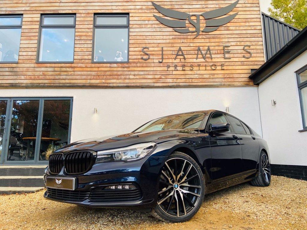 USED 2017 17 BMW 7 SERIES 3.0 730D 4d AUTO 261 BHP