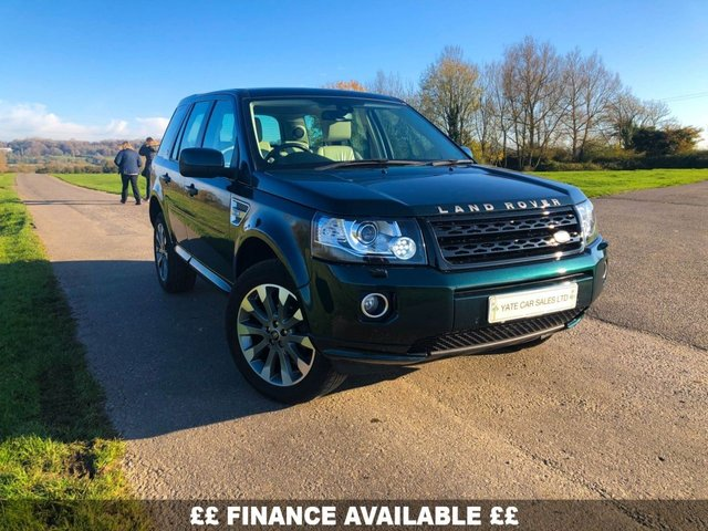2014 14 LAND ROVER FREELANDER 2 2.2 SD4 METROPOLIS 5d 190 BHP (FREE 2 YEAR WARRANTY)