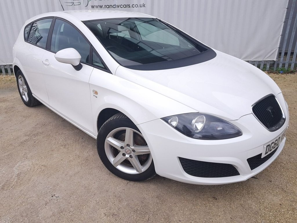 USED 2010 60 SEAT LEON 1.2 S TSI 5d 103 BHP **LIVE VIDEO WALK AROUND AVAILABLE**