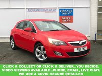 USED 2011 11 VAUXHALL ASTRA 2.0 SRI CDTI 5d Family Hatchback Great Value for Money