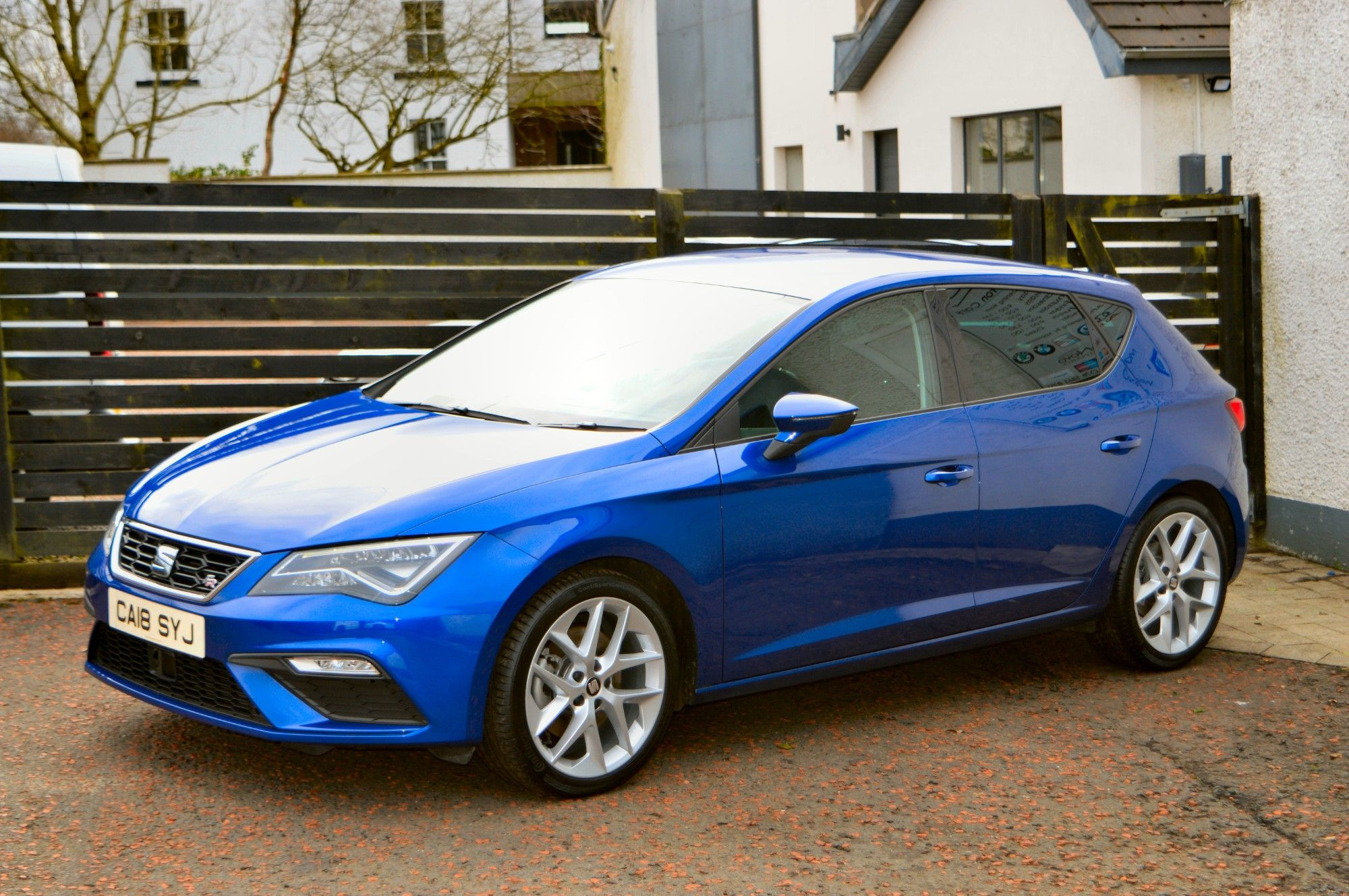 USED 2018 18 SEAT LEON 2.0 TDI FR TECHNOLOGY 5d 184 BHP 6 MONTHS RAC WARRANTY FREE + 12 MONTHS ROAD SIDE RECOVERY!