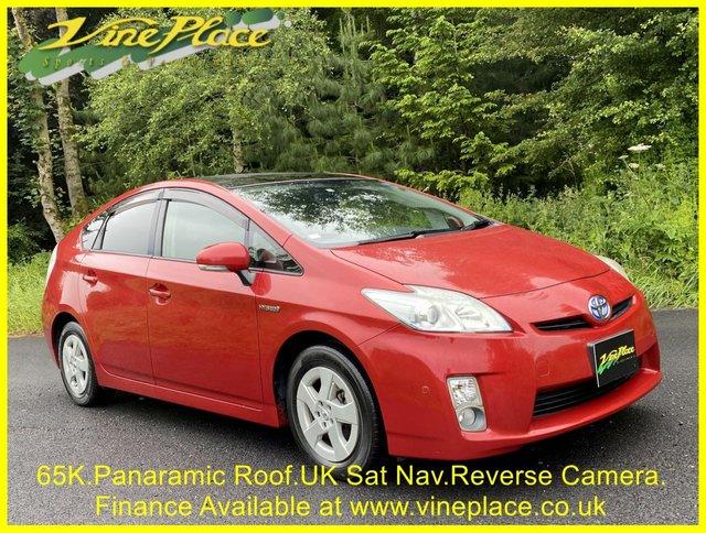 USED 2009 TOYOTA PRIUS 1.8 VVti S Petrol Hybrid +63K+Up to 75MPG+Pan Roof+