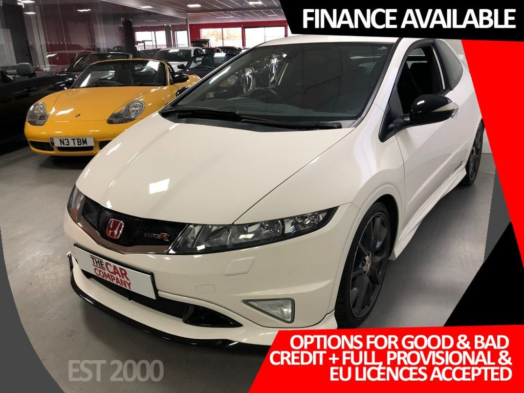 USED 2010 K HONDA CIVIC 2.0 I-VTEC TYPE R MUGEN 200 3d 198 BHP * MUGEN EDITION * 1 OF 200 * LSD * 19 INCH ALLOYS *