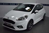 "USED 2017 67 FORD FIESTA 1.0 ST-LINE 3d 100 BHP (AIR CON - 17"" ALLOYS)"