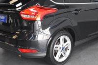 USED 2015 15 FORD FOCUS 1.6 ZETEC 5d 125 BHP (LOW MILES - BLUETOOTH)