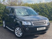 USED 2013 13 LAND ROVER FREELANDER 2.2 TD4 GS 5d 150 BHP JUST BEEN SERVICED, MOT OCT 2021