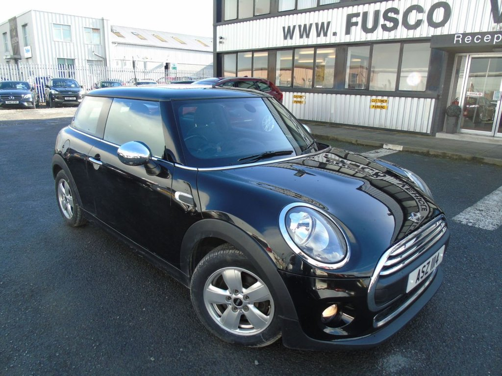 USED 2014 MINI HATCH ONE 1.5 ONE D 3d 94 BHP £163 a month, T&Cs apply.