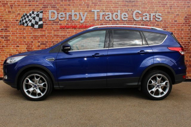 FORD KUGA at Derby Trade Cars