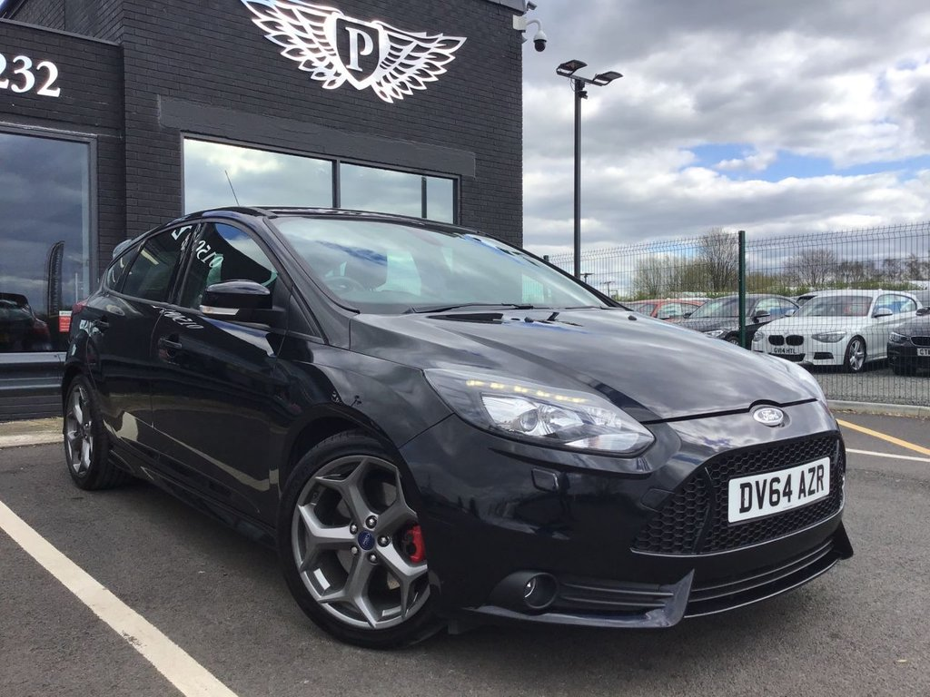 USED 2014 64 FORD FOCUS 2.0 ST-3 5d 247 BHP FULL SERVICE HISTORY