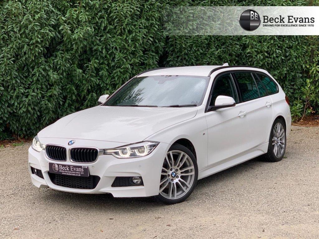 USED 2017 17 BMW 3 SERIES 2.0 330I M SPORT TOURING 5d 248 BHP
