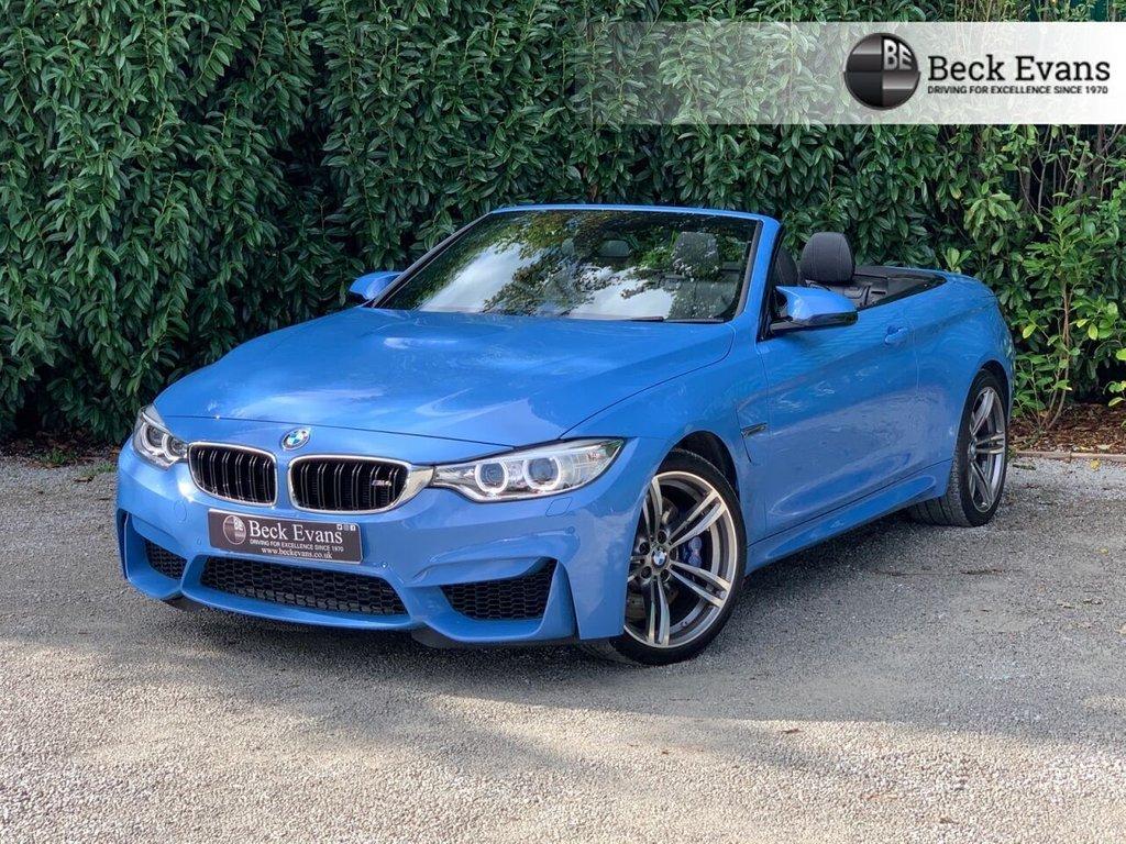 USED 2017 17 BMW M4 3.0 M4 2d 426 BHP