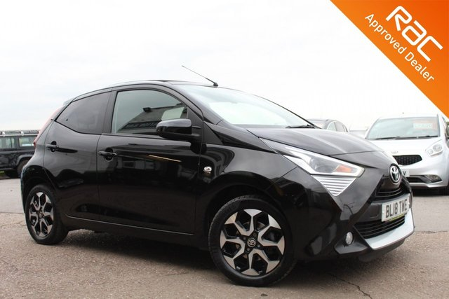 USED 2018 18 TOYOTA AYGO 1.0 VVT-I X-PLORE 5d 69 BHP VIEW AND RESERVE ONLINE OR CALL 01527-853940 FOR MORE INFO.
