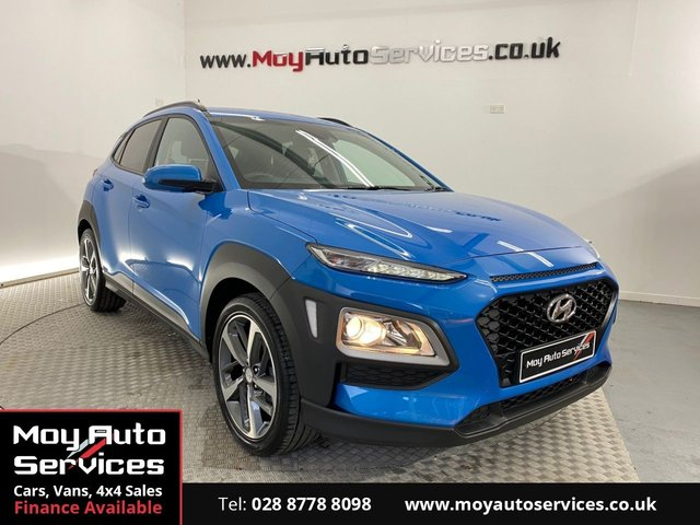 View our HYUNDAI KONA
