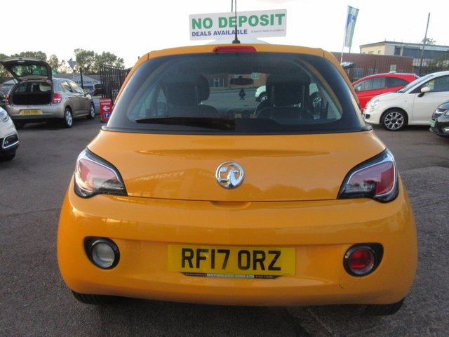 USED 2017 17 VAUXHALL ADAM 1.2 JAM 3d 69 BHP **CLICK AND COLLECT ON YOUR NEXT CAR**
