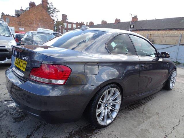 USED 2008 08 BMW 1 SERIES 2.0 123D M SPORT 2d 204 BHP DRIVES A1 FSH