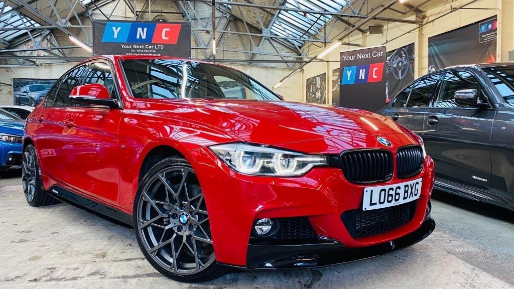 USED 2016 66 BMW 3 SERIES 3.0 335d M Sport Auto xDrive (s/s) 4dr PERFORMANCEKIT+20S+HISPEC!!