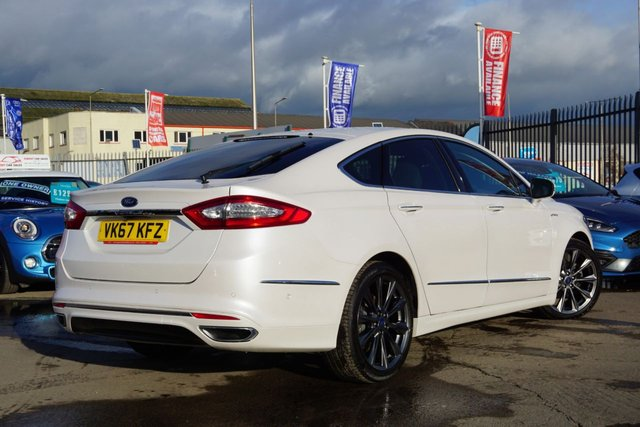 USED 2017 67 FORD MONDEO  2.0T ECOBOOST VIGNALE AUTO (S/S) 5DR  HIGH SPEC, SUPERB EXAMPLE, 1 OWNER