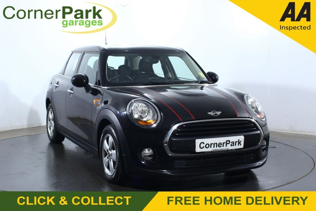 USED 2017 17 MINI HATCH ONE 1.2 ONE 5d 101 BHP
