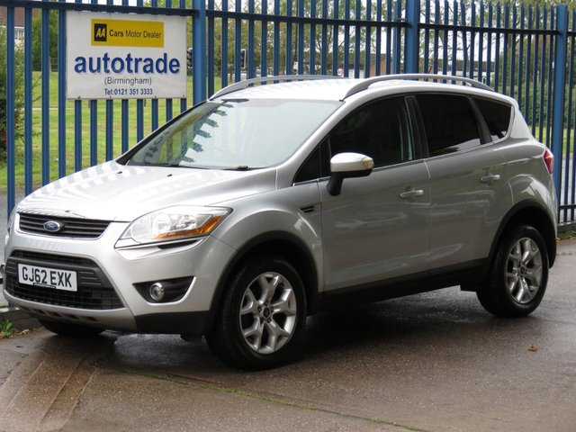 USED 2012 62 FORD KUGA 2.0 ZETEC TDCI 2WD 5d 138 BHP ROOF RAILS, PRIVACY GLASS, A/C, HISTORY Service History, Roof Rails, CD Radio, Alloy Wheels, Privacy Glass, Tow Bar, Alloy Wheels, Air con, Quickclear Heated Windscreen.