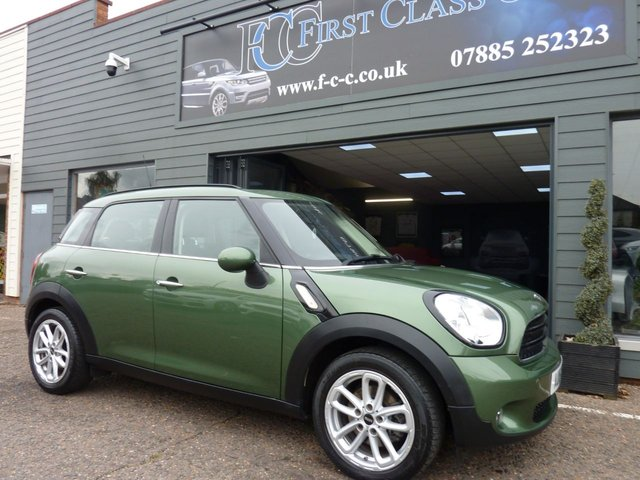 2016 16 MINI COUNTRYMAN 1.6 COOPER D 5d 112 BHP