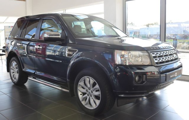 2011 11 LAND ROVER FREELANDER 2.2 SD4 HSE 5d 190 BHP