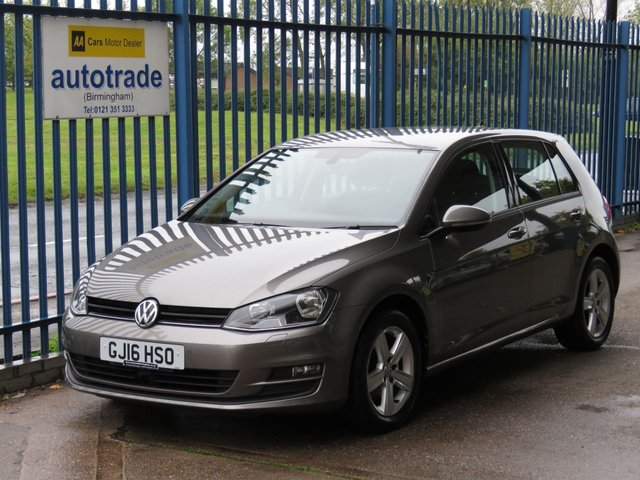 USED 2016 16 VOLKSWAGEN GOLF 1.4 MATCH EDITION TSI BMT 5d 124 BHP SAT NAV. HEATED SEATS, ULEZ COMPLIANT SATELLITE NAVIGATION, FRONT AND REAR PARKING SENSORS, HEATED SEATS, ADAPATIVE CRUISE CONTROL, DAB RADIO