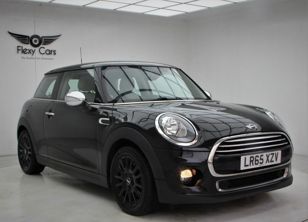 USED 2015 65 MINI HATCH COOPER 1.5 COOPER 3d 134 BHP