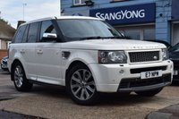 USED 2008 08 LAND ROVER RANGE ROVER SPORT 3.6 TDV8 SPORT HST 5d 269 BHP COMES WITH 6 MONTHS WARRANTY