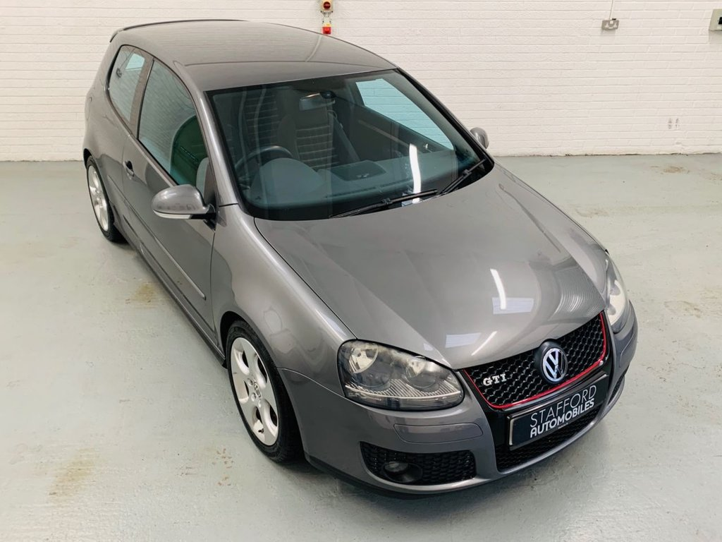 USED 2005 05 VOLKSWAGEN GOLF 2.0 GTI 3d 197 BHP 1 OWNER FROM NEW!!