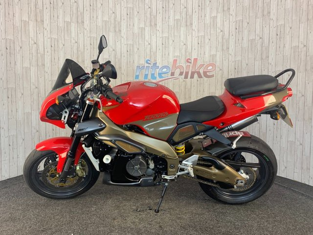 APRILIA TUONO 1000 at Rite Bike