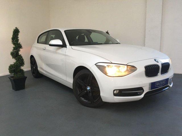2012 K BMW 1 SERIES 1.6 114I SPORT 3d 101 BHP