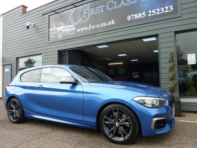 2019 19 BMW 1 SERIES 3.0 M140I SHADOW EDITION 3d 335 BHP