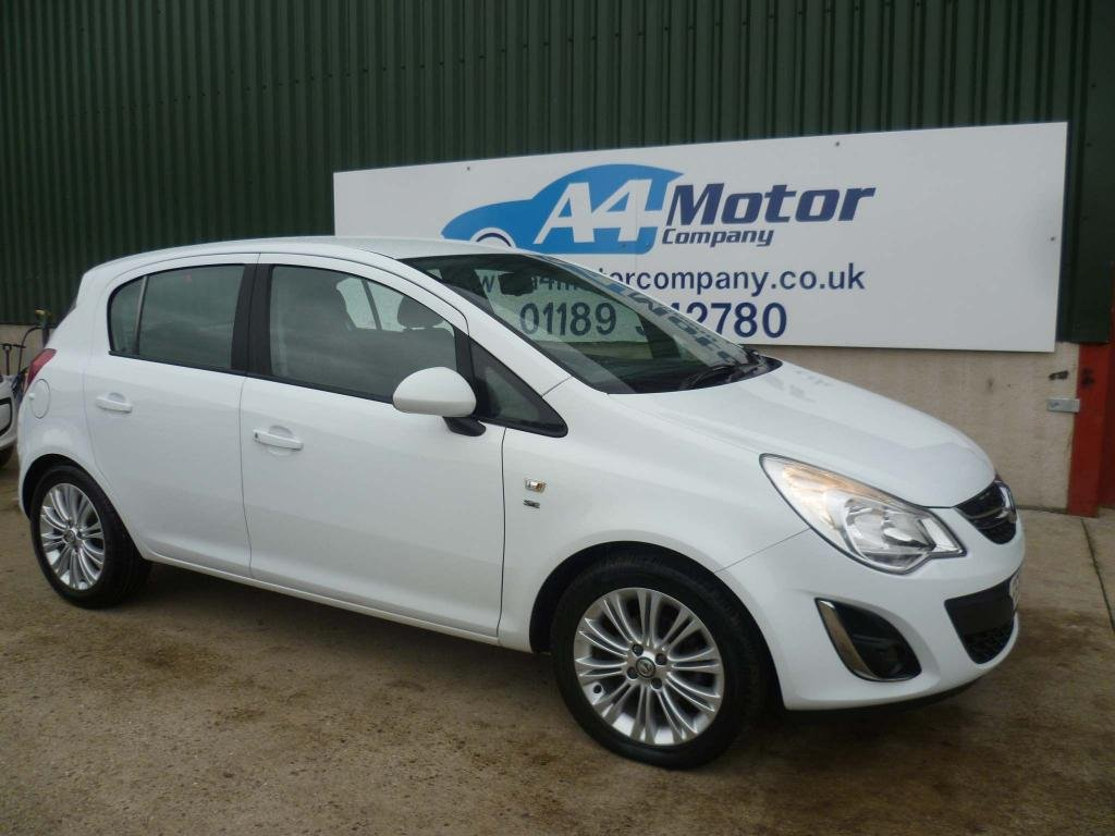 USED 2011 61 VAUXHALL CORSA 1.4 i 16v SE 5dr (a/c) LOW TAX AND INSURANCE , 1.2 CC