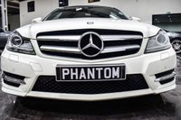 USED 2012 12 MERCEDES-BENZ C-CLASS 1.8 C250 BLUEEFFICIENCY AMG SPORT 2d 202 BHP