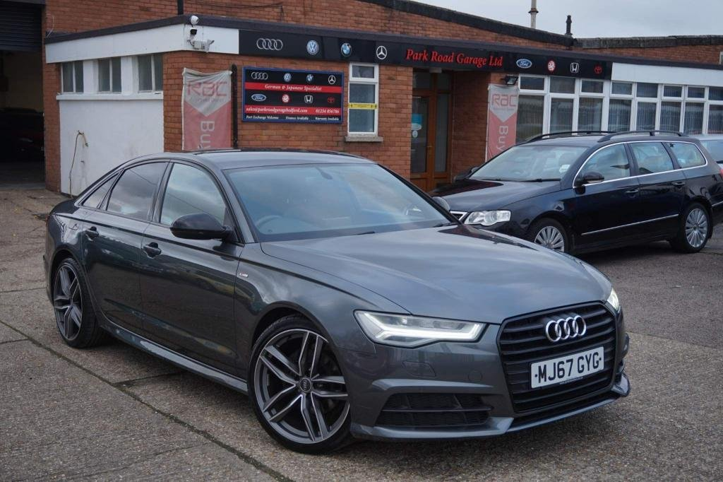 View our AUDI A6