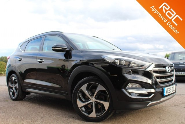 USED 2015 65 HYUNDAI TUCSON 2.0 CRDI PREMIUM SE 5d 134 BHP VIEW AND RESERVE ONLINE OR CALL 01527-853940 FOR MORE INFO.