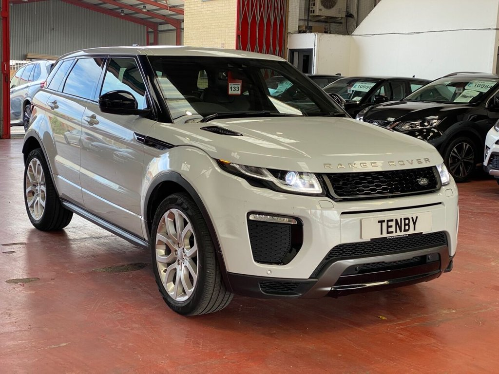 USED 2016 66 LAND ROVER RANGE ROVER EVOQUE 2.0 TD4 HSE DYNAMIC 5d AUTO 177 BHP